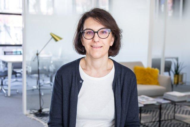 Nathalie, Co-Présidente - La Redoute