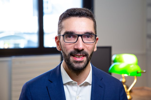 Rencontrez Erhan, Responsable Adjoint Coordination DIT pour les Métiers - Banque de France