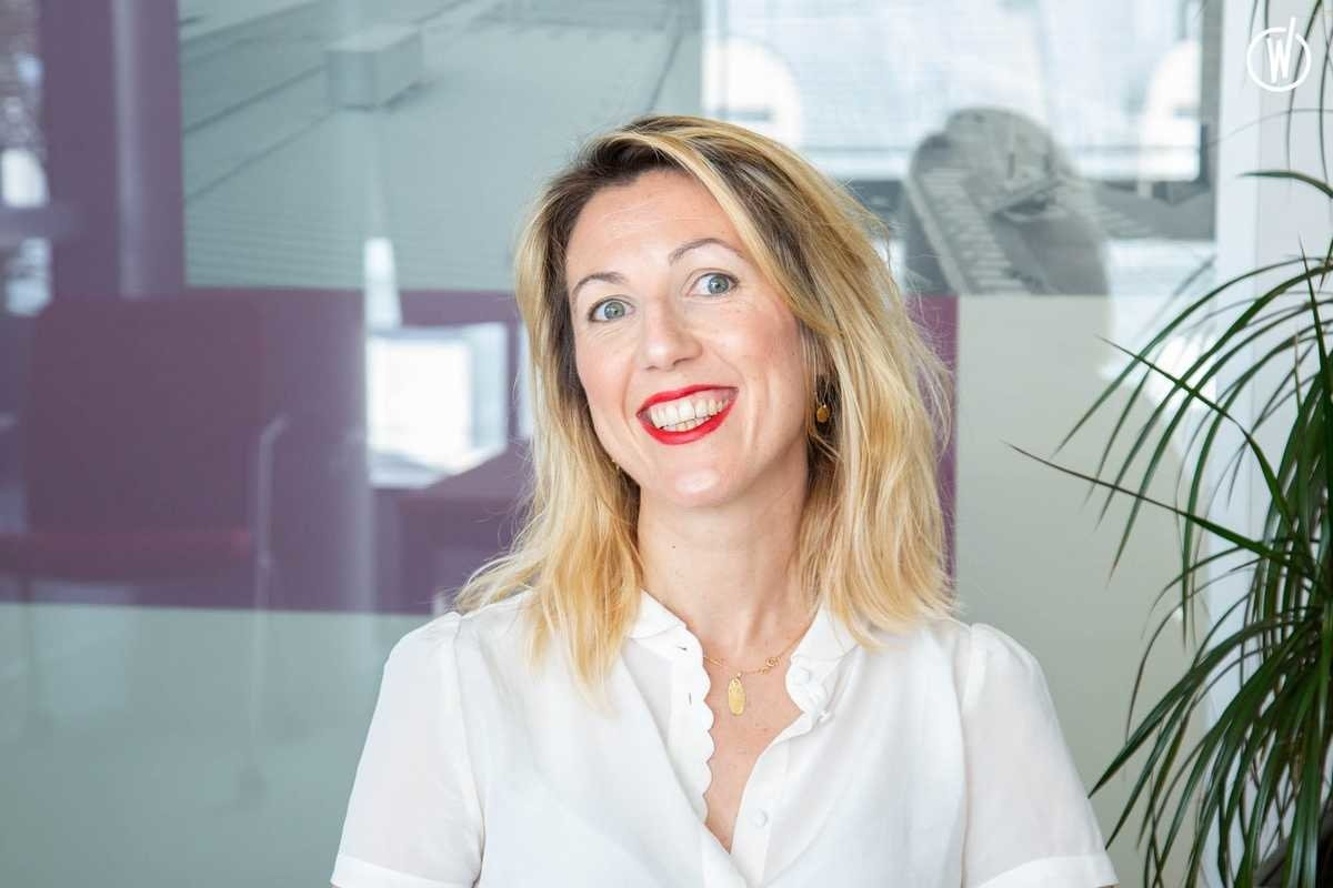 Rencontrez Camille, Directrice du projet Grand Paris Express - SIEMENS MOBILITY