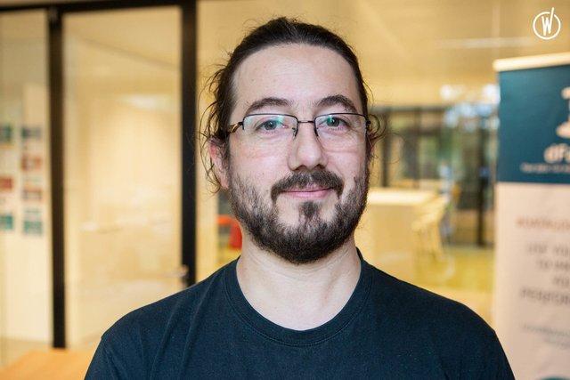 Meet Vincent, IT Manager - dFakto