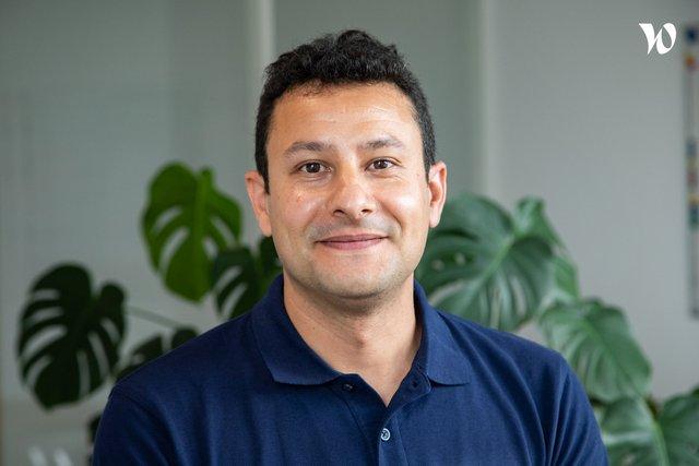 Rencontrez Karim, VP Technology - Reportlinker