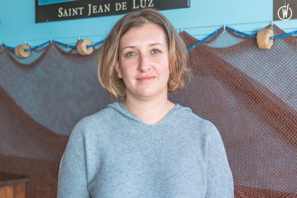 Rencontrez Alexia, Responsable Commerciale - Groupe Mericq