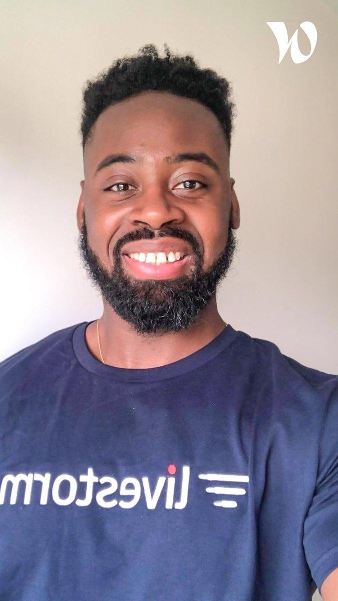 Rencontrez Samuel, Account Executive Mid Market - Livestorm