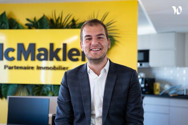 Rencontrez Arnaud Priouret, Manager équipe support - McMakler France