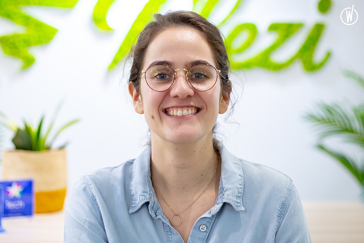 Rencontrez Lucile, Customer Success Manager - Plezi