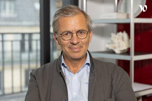 Rencontrez Frédéric, Président du Directoire - Hopscotch Groupe
