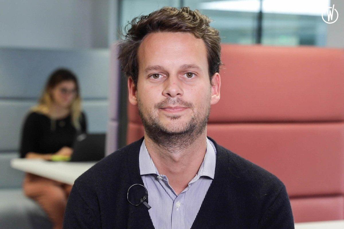 Rencontrez Bertrand, Category Manager - Circuit Hors-Domicile - Suntory Beverage & Food France
