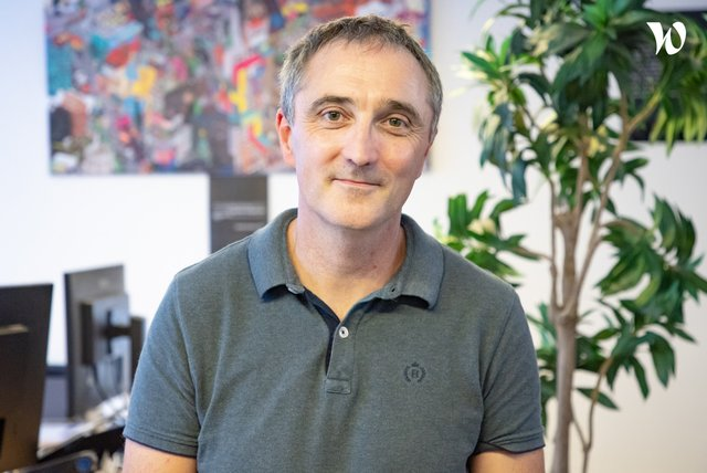 Meet Olivier Roblin, CTO - Unissey