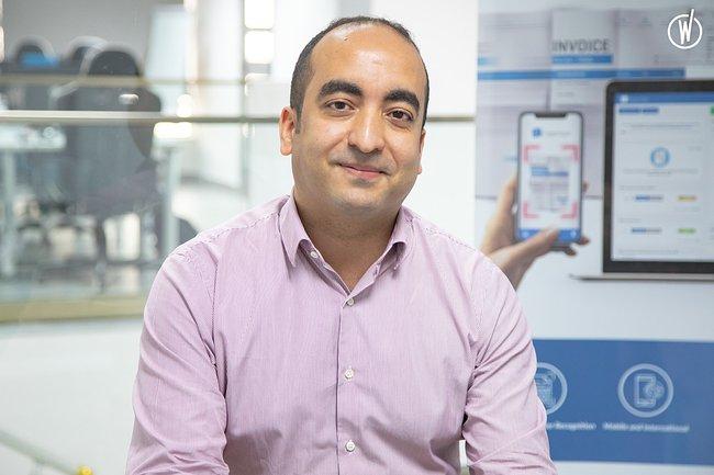 Conoce Karim, CEO & Cofundador  - Expensya