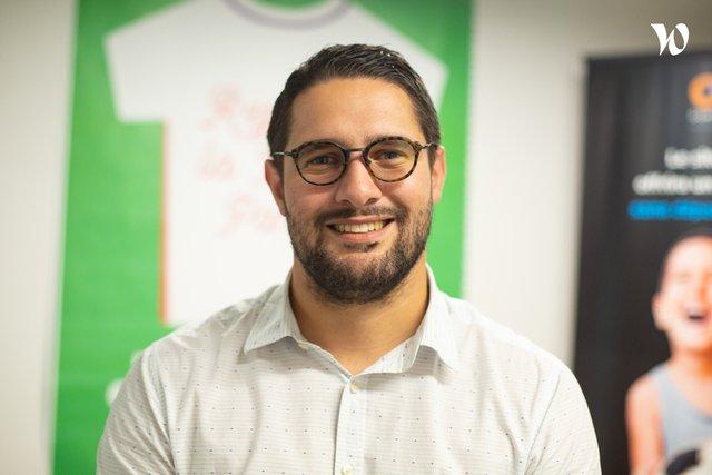 Rencontrez Adam, Co-fondateur et Responsable commercial - Gomypartner