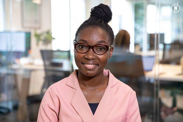 Rencontrez Mayaba, Développeuse d'Applications - Volum