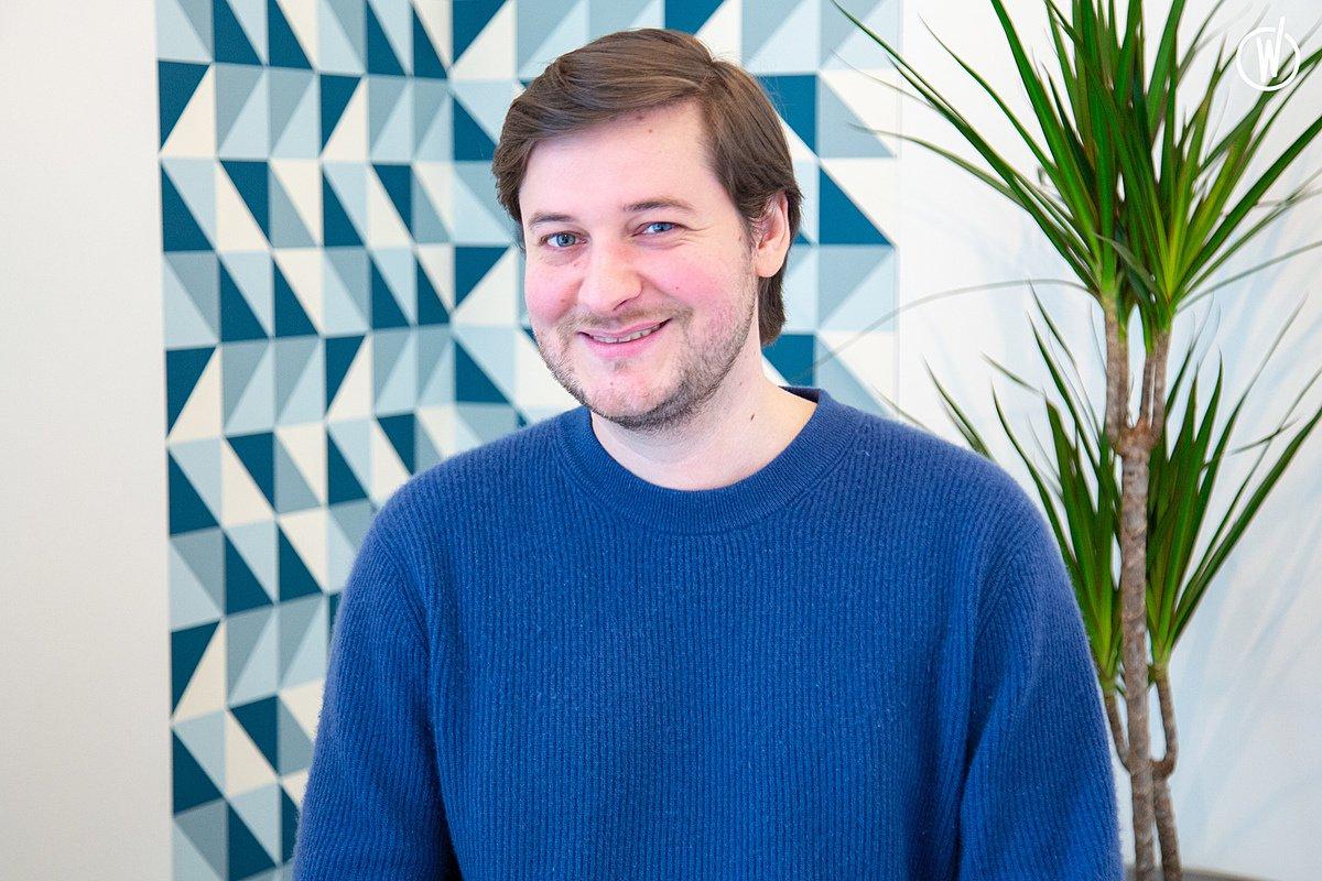 Rencontrez Damien, Data Manager MODULOPI - MODULOPI