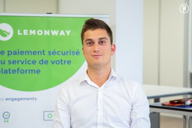 Rencontrez Hugo, Business Developer France - Lemonway