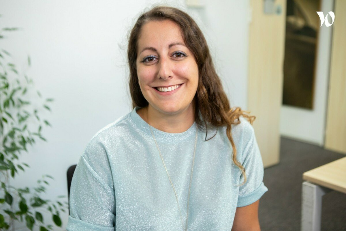 Rencontrez Mathilda, Responsable RH - Club Identicar