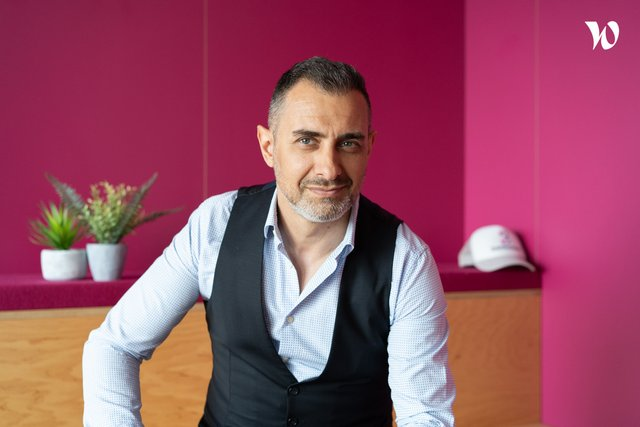 Rencontrez David, CEO - Bankstore