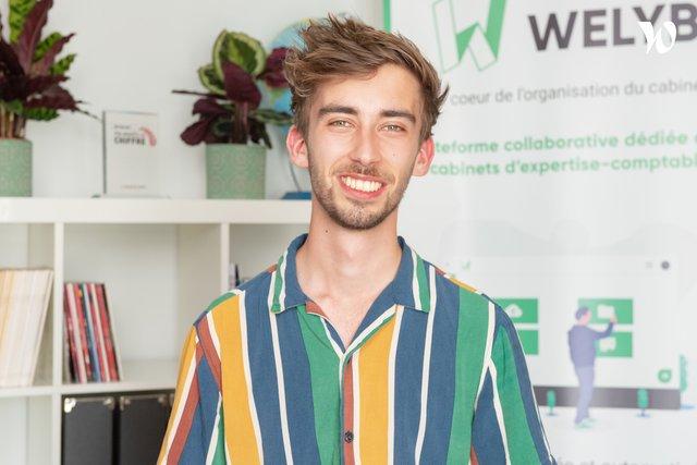 Rencontrez Thibault, Développeur Full stack - Welyb