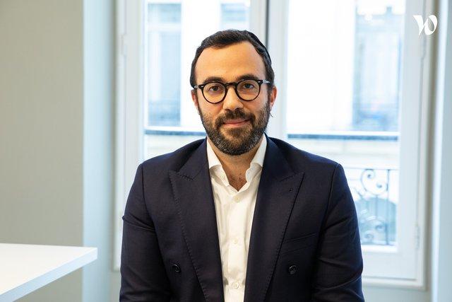 Rencontrez Benjamin, Directeur d'agence - EURETUDES