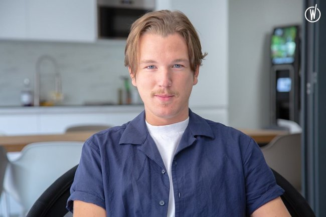 Rencontrez Clément, Chef de Projet Business - Groupe SCP