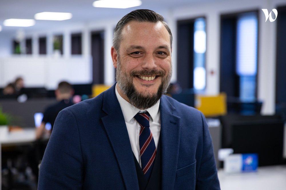 Rencontrez Matthieu, Directeur des opérations - Optimind
