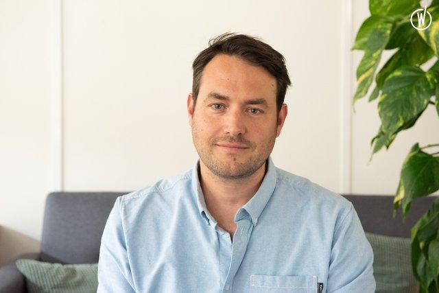 Rencontrez Guillaume, Fondateur & CEO - Madeinvote