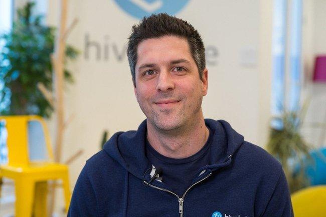 Rencontrez Jean, CEO Fondateur - Hivebrite