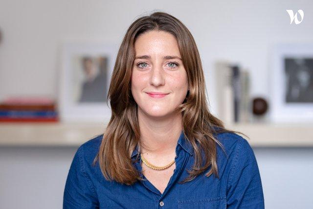 Rencontrez Mathilde, Chargée de pilotage e-commerce - DE FURSAC