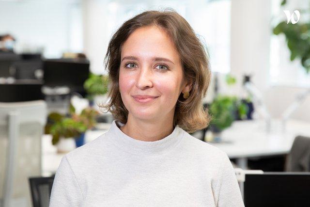 Rencontrez Daria, Junior Product Manager - Luko