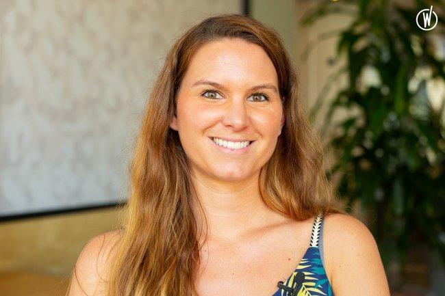 Rencontrez Caroline, Partner / Sales Executive - ACTINVISION