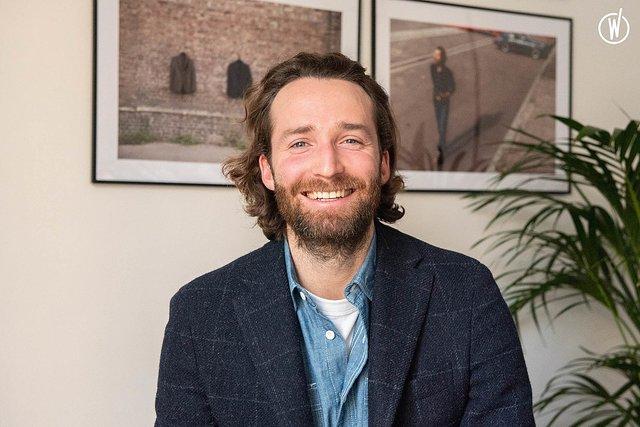 Rencontrez William, Fondateur & CEO - Asphalte