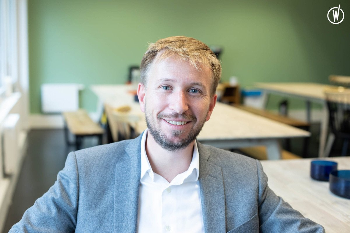 Rencontrez Grégoire, CEO - HiPay