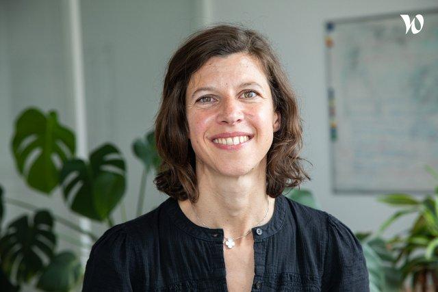 Rencontrez  Chloé, Directrice Marketing - Reportlinker