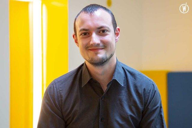 Rencontrez Julien, Ingénieur Big Data - Oxeva