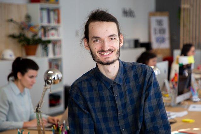 Rencontrez Antoine, Designer - Wedo studios