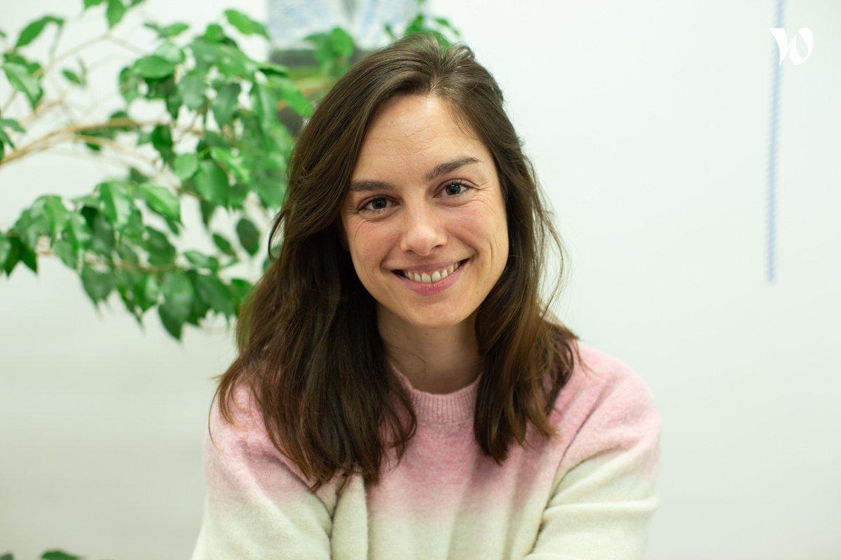 Rencontrez Solène, Responsable relation producteurs - Kelbongoo