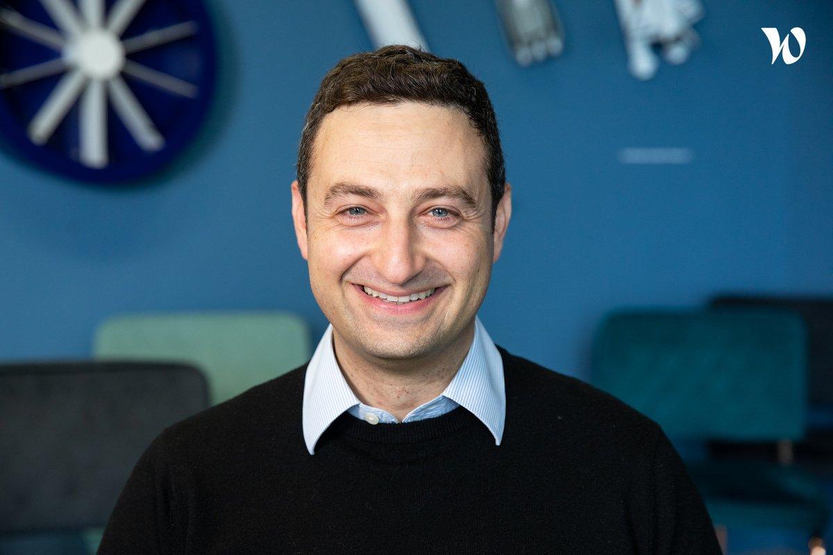 Meet Julien, CEO - Buster.Ai