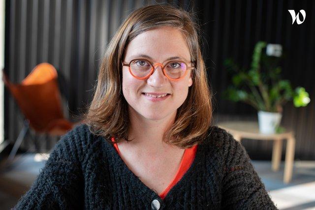 Rencontrez Emilie Abel, Operating Partner Imagination Machine - Imagination Machine
