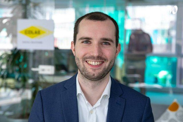 Rencontrez Julien, Chargé de Gouvernance Cybersécurité - Colas Digital Solutions