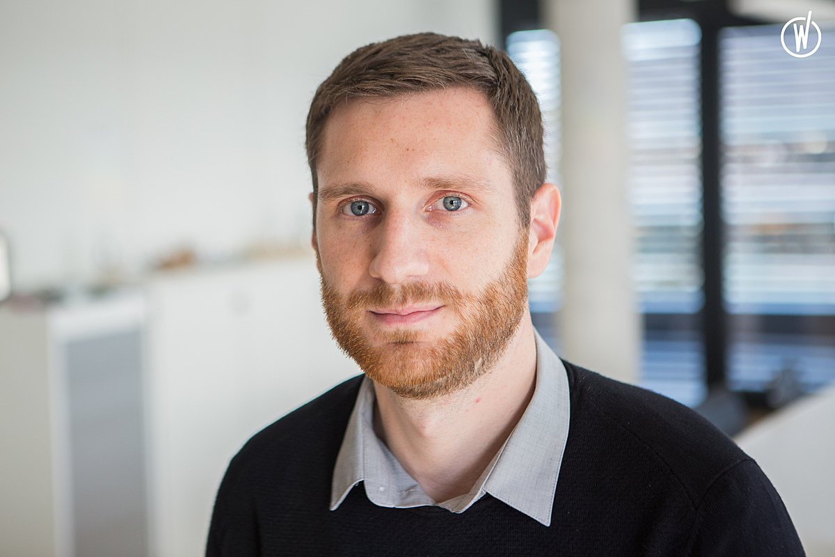 Rencontrez Audric, Product Manager - Proximus Luxembourg