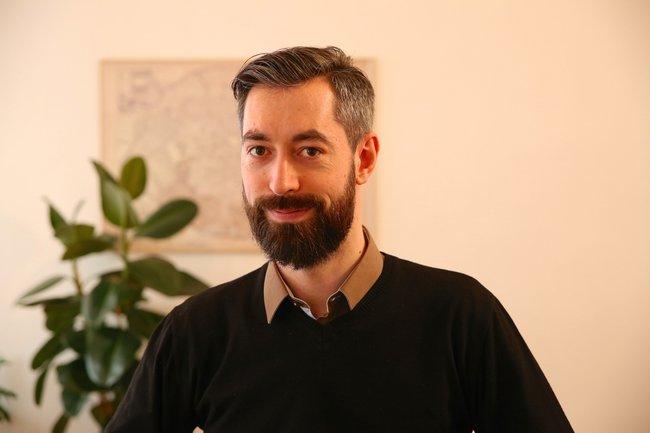 Rencontrez Guillaume, Co-fondateur & Directeur Technique - Sooyoos