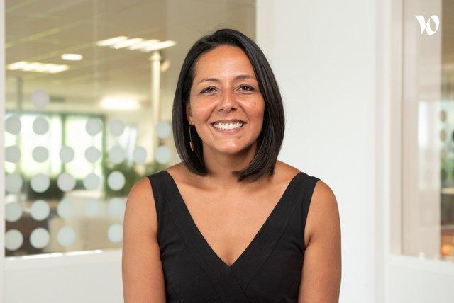 Rencontrez Samira Journet, Responsable Services généraux - LEASECOM