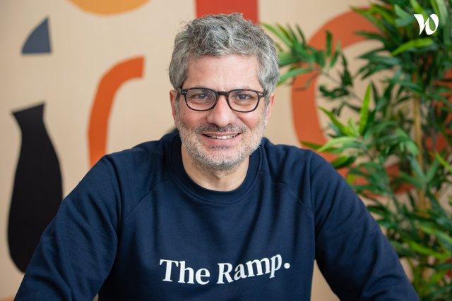 Rencontrez Romain, Directeur Marketing & Growth, Co-fondateur - The Ramp