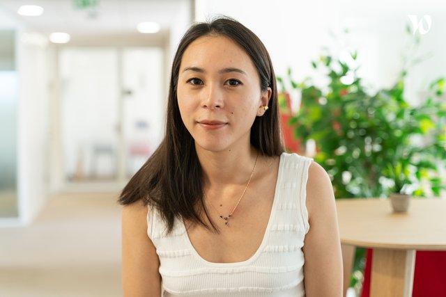 Rencontrez Julie, Data Strategist - Weborama
