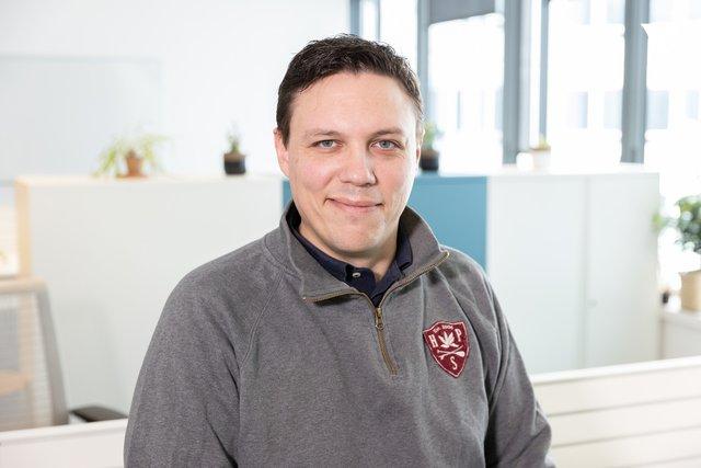 Rencontrez Roman, Lead Developer - Infopro Digital