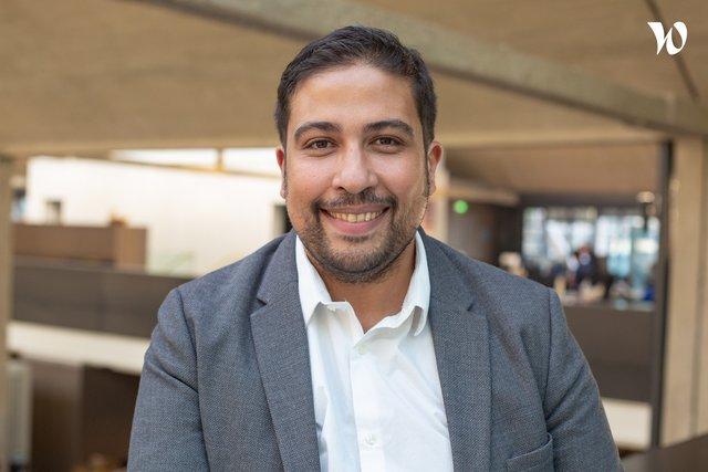 Rencontrez Ali El Hariri, CEO & Co founder - Bulldozair