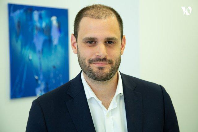 Rencontrez Hadrien, Consultant - Tenzing Conseil