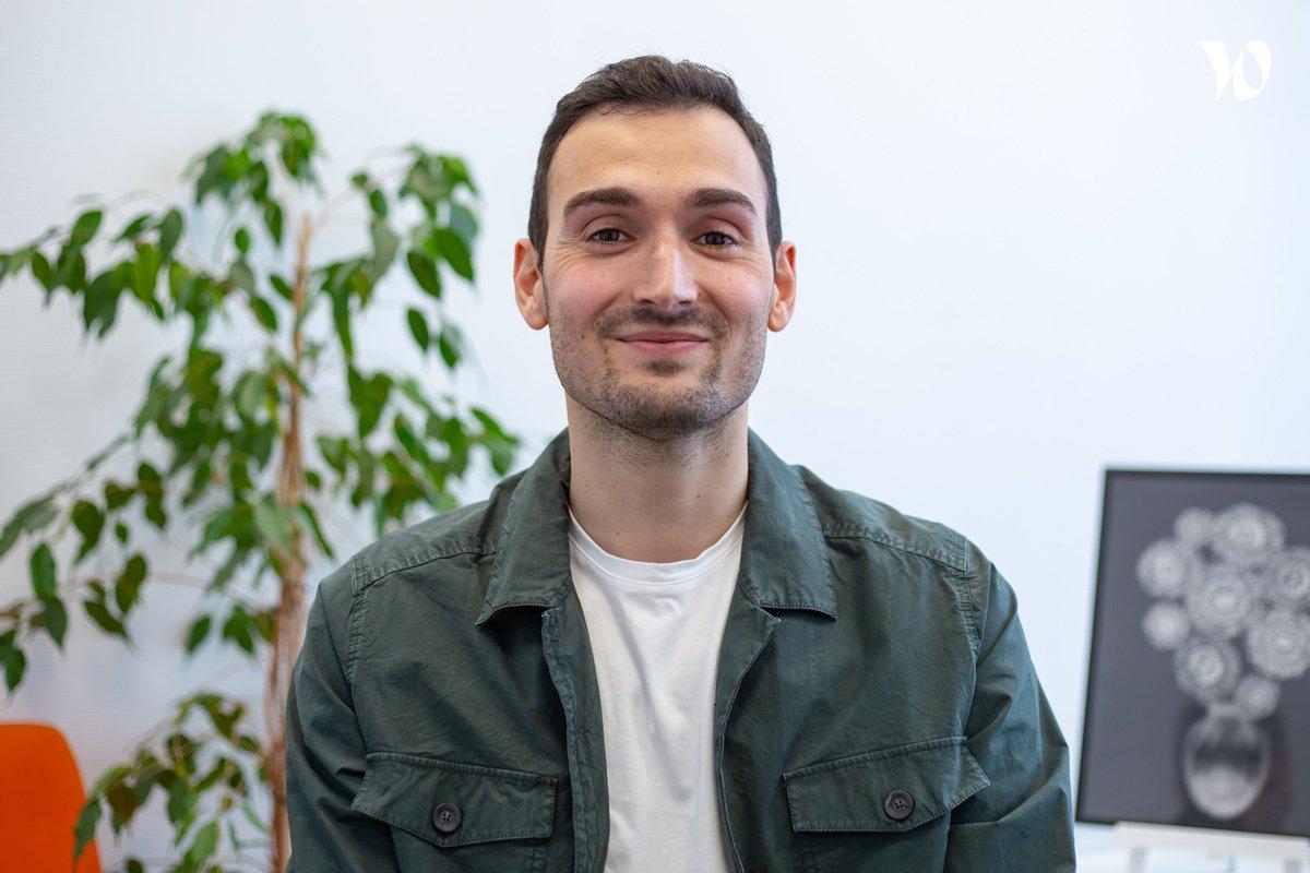 Rencontrez Anthony, Développeur  - Alara Group