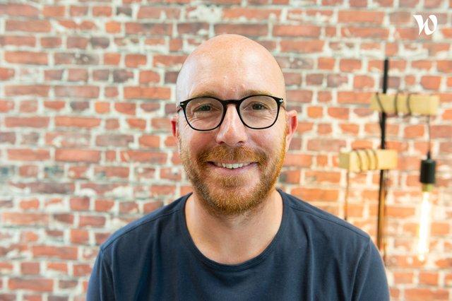 Rencontrez Ben, Directeur Général Adjoint (DGA) - Gojob