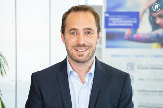 Rencontrez Edouard, Business Developer - ARIADNEXT