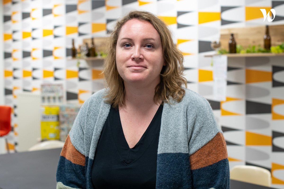Rencontrez Susannah, Customer service manager - Saveur Bière