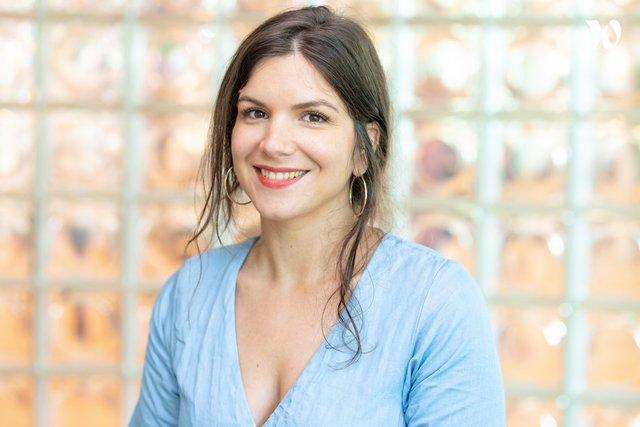 Rencontrez Lisa, Responsable du Lab - Pollux